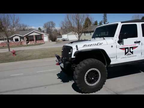 Dakota Customs Hellcat Wrangler Conversion Priced At 56 000