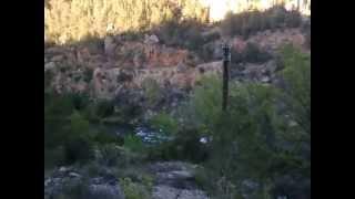 preview picture of video '19-04-2013 19'45 Puebla de Arenoso'