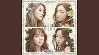 Kara - Dreamlover - Park Gyuri, Han Seung Yeon Solo