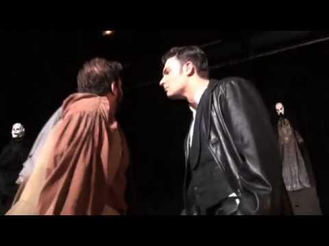 Dom Juan, de Molière, mise en scène Pierre Yvon (CNSAD)