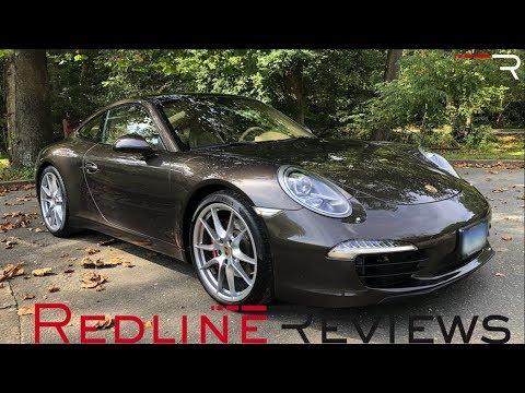 2015 Porsche 911 Carrera S – Pre-Owned Sports Car Bargain?