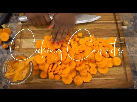 The Best Ever Simple Carrot Recipes | How to Cook Carrots Two Ways | STACEY FLOWERS