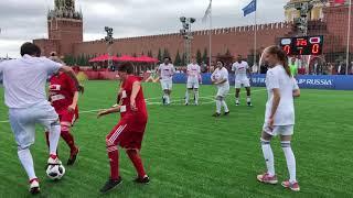 Первый год атлета СО у стен Кремля
