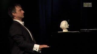 Armin Fischers Klavier-Impro auf Zuruf