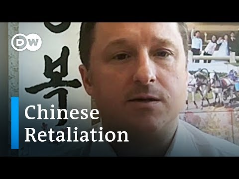 China ups pressure on Canada by detaining second Canadian | DW News
