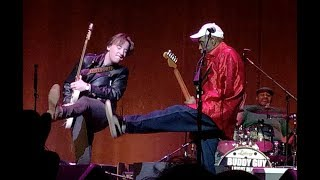 Buddy Guy, Quinn Sullivan, Jimmie Vaughan - Strange Brew - April 8, 2018 Broward Center
