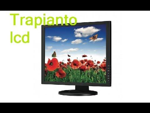 Trapianto lcd su Monitor pc 17 pollici by Paolo Brada DIY