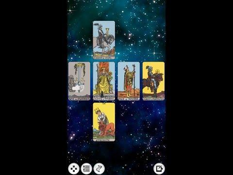 Video of Galaxy Tarot Pro