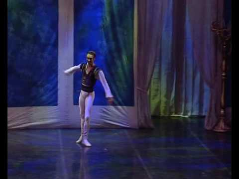 PRINCIPAL DANCER OF THE MARIINSKY THEATRE IGOR KOLB