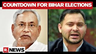 Bihar Election 2020: Election Commission To Announce Poll Dates At 12:30 PM Today - Download this Video in MP3, M4A, WEBM, MP4, 3GP