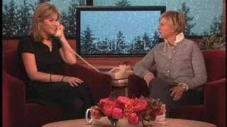 Jenna Bush on Ellen
