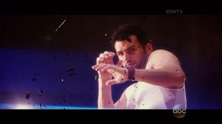 DWTS Season 20 Finale Results Tony Dovolani As Bruce in Dance Hard  Dancing with The Stars Finals