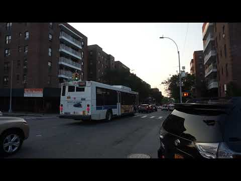 MTA Bus Special: East Elmhurst Bound Orion VII 3730 Q23 At 108 St/63 Rd Mp3