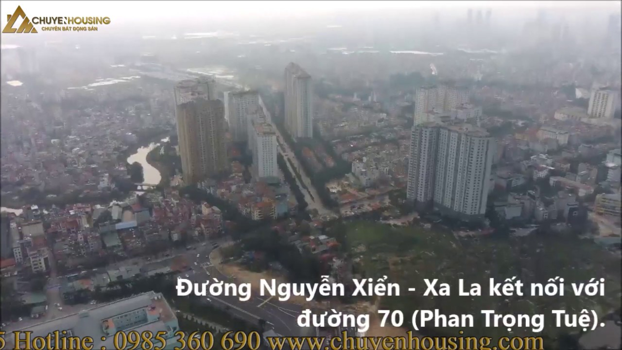Cận Cảnh Tuyến Đường Xa -La Nguyễn Xiển