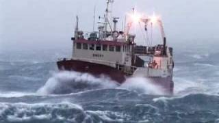 Rough Seas Iceland uncut
