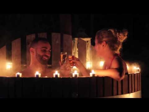 Le bain nordique de La Maison de l'Omignon