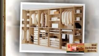 Шкаф комбинированный  Удобство пользование комбинированным шкафом