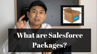 What are Salesforce Managed vs Unmanaged Packages?