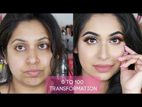 Beginner Friendly Makeup Tutorial in Bangla   Shahnaz Shimul   Transformation