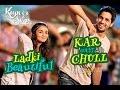Shiamak | kar gayi chull | new songs|| ladki beautiful kar gayi chull Lyrics | kapoor and sons 2016