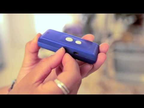Pettags Sonic & Vibration REMOTE DOG TRAINER (One Size Fits All) Video