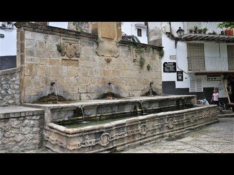 Fuente de las Cadenas de Cazorla Jaén