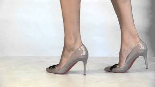 Footcandy Shoes Christian Louboutin Love Me 85