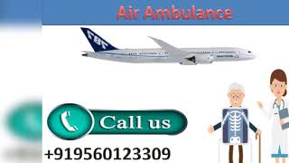 Get Most Demanding Air Ambulance Service in Delhi and Bangalore by Medivic