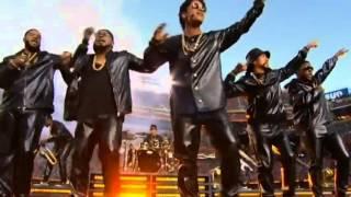 Superbowl 2016 - Halftime Show (Coldplay, Beyoncé, Bruno Mars)