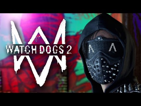 HE'S HACKING RANDOM PEOPLE IN THE PARK! - [WATCH DOGS 2 Episode #2]