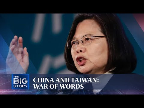 China and Taiwan criticise each other over independence | THE BIG STORY | The Straits Times