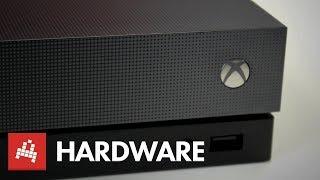 4K je konečně tady, Xbox One X přichází - Hardware