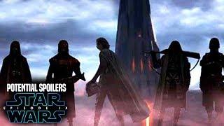 Star Wars Episode 9 Knights Of Ren! Potential Spoilers & More