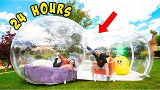 moving into a Bubble..because why not