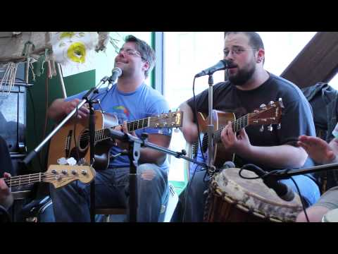 Big Mama Lu - Contagious - Live @ Local Sprouts Cooperative (Portland ME) 4-27-13