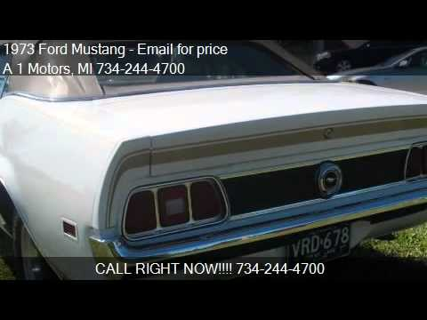 1973 Ford Mustang for Sale - CC-773410