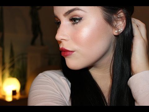 GRWM Winterlook #1 & Max Factor Whipped Crème Foundation Review