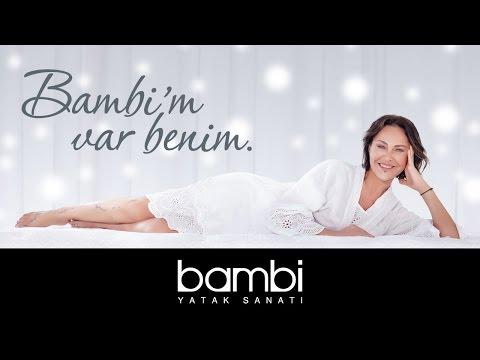 BAMBİ YATAK SANATI / HÜLYA AVŞAR REKLAM 2017 (UZUN VERSİYON)
