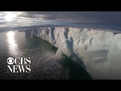 Arctic ice is melting at an alarming rate, NOAA says