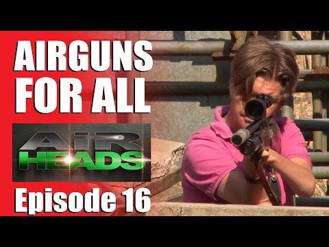 AirHeads – Airguns For All