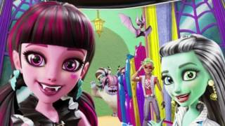 Welcome To Monster High - We're The Monstars(Dance The Fright Away) iTunes Preview