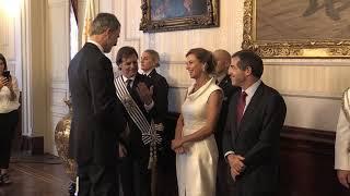 Felicitación de S.M. el Rey al Presidente de la República Oriental del Uruguay, Luis Lacalle Pou
