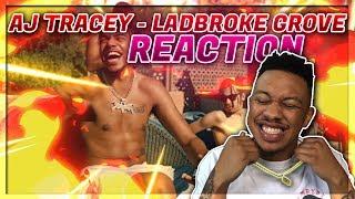 AJ Tracey   Ladbroke Grove Reaction Video