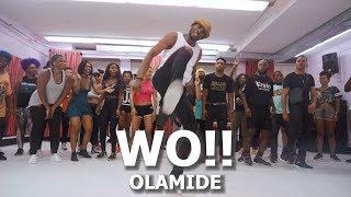 Olamide   Wo!! (Extras) | Meka Oku Choreography