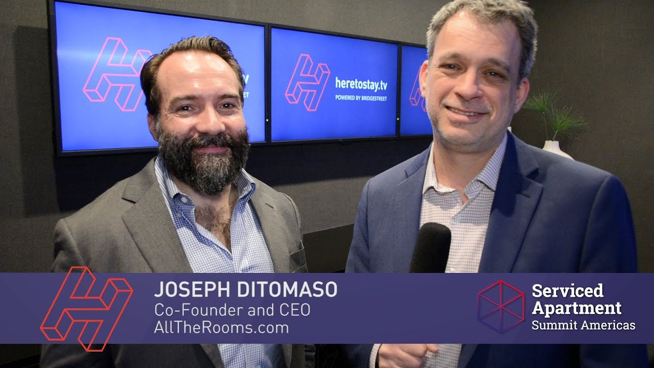 SAS Americas: Joe DiTomaso on shifting customer booking behaviours