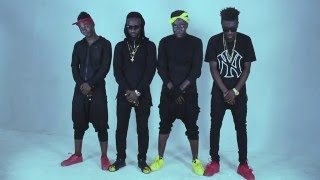 Flowking Stone -Fire bon dem feat. Sarkodie and Shatta Wale. (Official dance mp3)