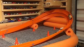 """HOT WHEELS 1/2 MILE DOWN & BACK """"DAY 1"""""""