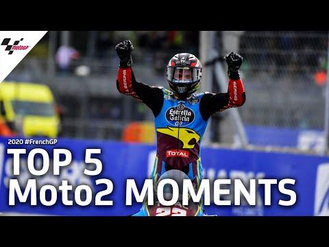 MotoGP2 フランスGP 優勝はslow!決勝レースハイライト動画