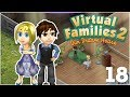 The First Spice Family Twins!! • Virtual Families 2 - Episode #18