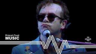 "Video thumbnail of ""Elton John - I'm Still Standing (The Prince's Trust Rock Gala 1986)"""
